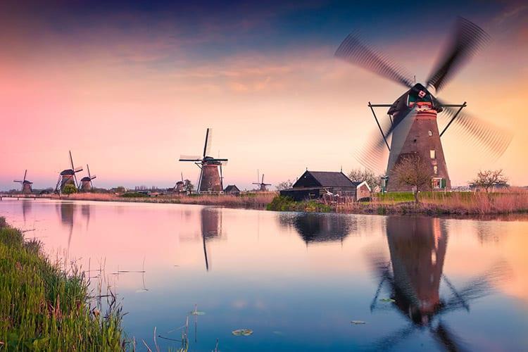 bezienswaardigheden Nederland