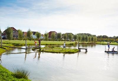 vakantiepark De Leistert in Nederland